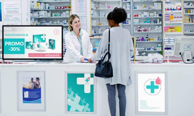 Professionnels de santé : 7 bénéfices de l'affichage dynamique pour l'expérience de vos patients
